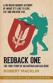 Redback One by Robert Macklin