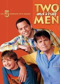 Two and a Half Men - The Complete 5th Season (3 Disc Set) on DVD