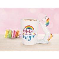 Unicorn Fantasy Slogan Mug image
