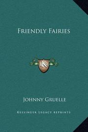 Friendly Fairies by Johnny Gruelle