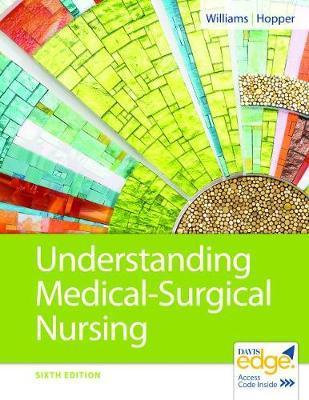 Understanding Medical-Surgical Nursing by Linda S Williams image