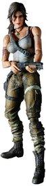 Tomb Raider Lara Croft Action Figure - Play Arts Kai