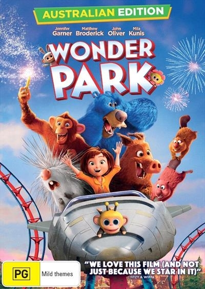 Wonder Park on DVD