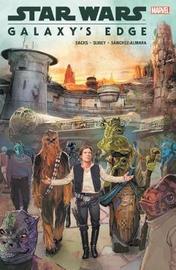 Star Wars: Galaxy's Edge by Ethan Sacks image