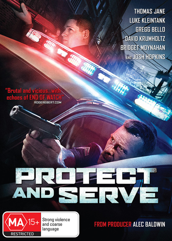 Protect And Serve on DVD