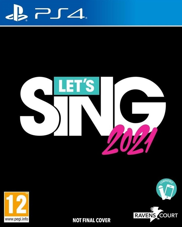 Let's Sing 2021 for PS4