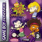 Rugrats All Grown Up! Express Yourself for Game Boy Advance