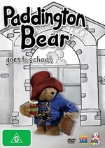 Paddington Bear - Goes To School on DVD