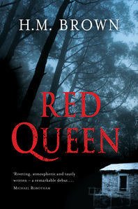 Red Queen (large) by Honey Brown
