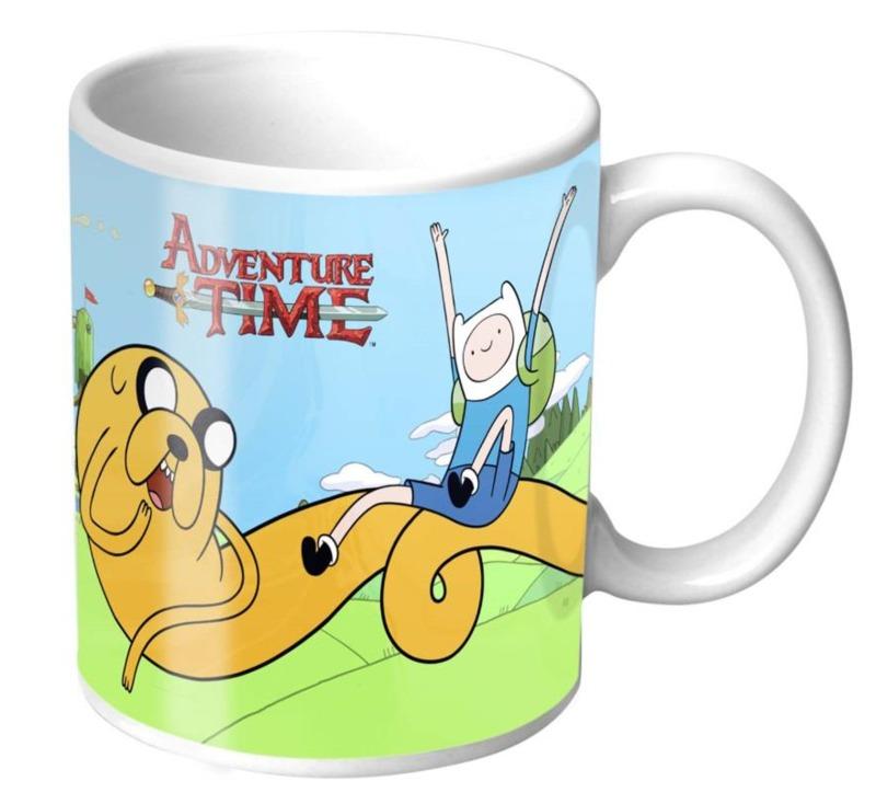 Adventure Time Mug - Finn & Jake image