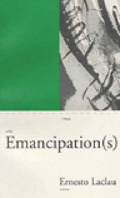 Emancipation(s) by Ernesto Laclau image
