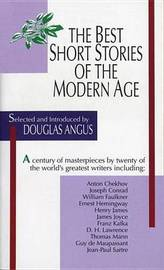 Best Short Stories Of The Modern Age by Douglas Angus image