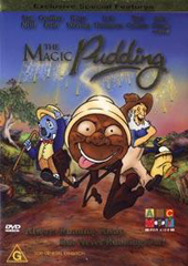 The Magic Pudding on DVD