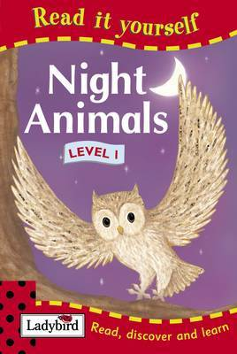 Night Animals: Level 1