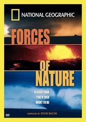 National Geographic - Forces Of Nature on DVD