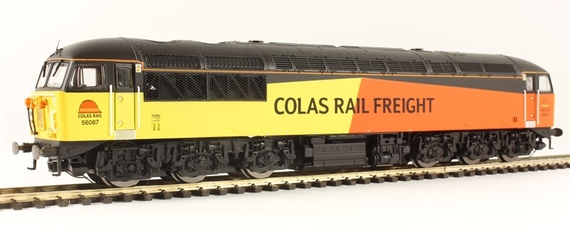 Hornby: Co-Co Diesel Class 56 - Colas Rail Freight image