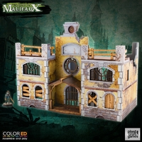 ColorED Scenery: Sanitarium