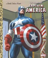 The Courageous Captain America by Billy Wrecks