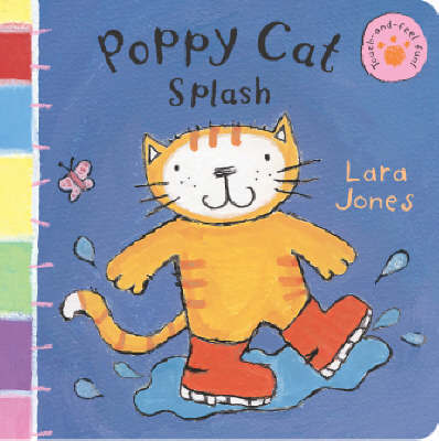 Poppy Cat Splash by Lara Jones