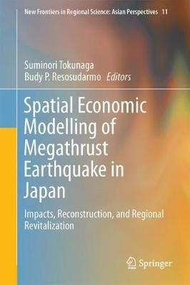 Spatial Economic Modelling of Megathrust Earthquake in Japan image