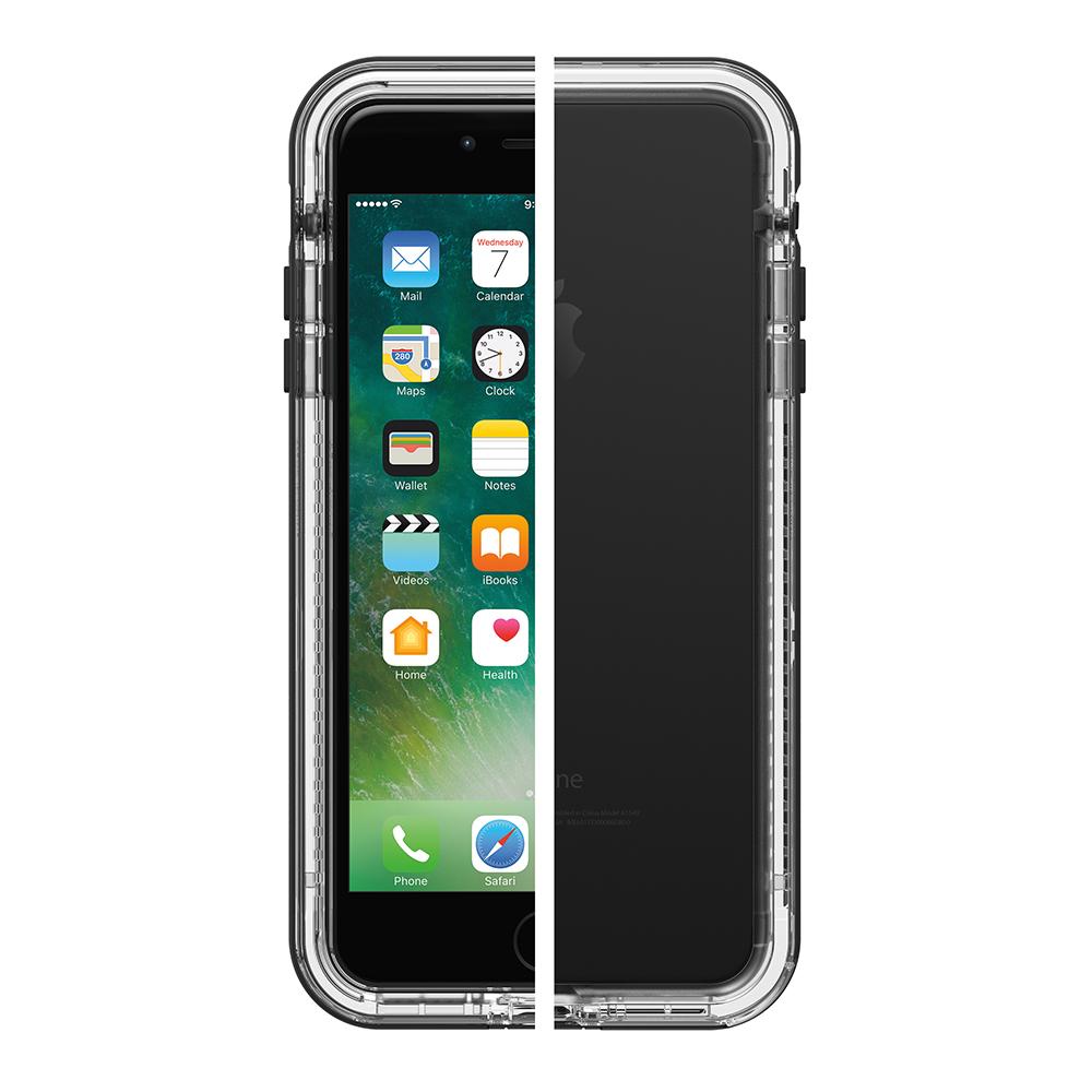 buy online ef856 58231 LifeProof Next Case for iPhone 7 Plus/8 Plus - Black