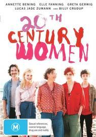 20th Century Women on DVD