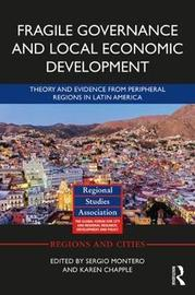 Fragile Governance and Local Economic Development