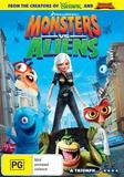 Monsters vs Aliens (Single Disc) DVD