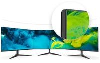 "23.8"" AOC FHD IPS Thin Bezel Monitor image"