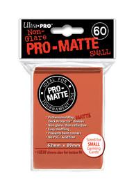 Ultra Pro: Deck Protector - Pro-Matte Small Peach (60)