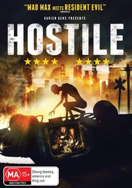 Hostile on DVD