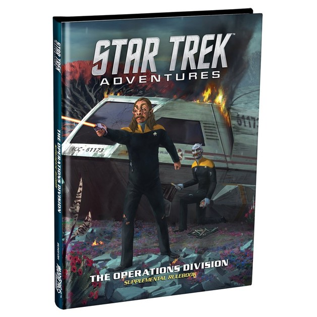 Star Trek Adventures RPG: The Operations Division