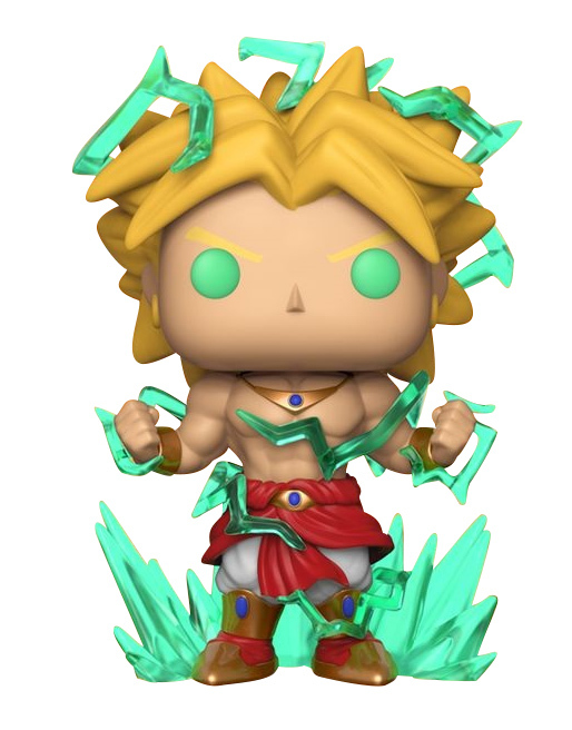 "Dragon Ball Z – Broly (SSJ) 6"" Pop! Vinyl Figure (with a chance for a Chase version!)"
