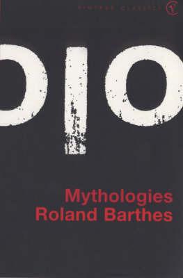 Mythologies by Roland Barthes image