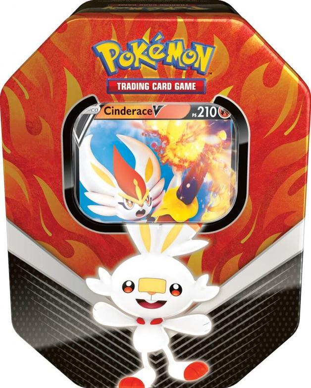 Pokemon TCG: Galar Partners Cinderace V