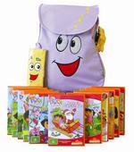 Dora The Explorer Back Pack Gift Set on DVD