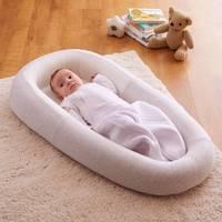 PurFlo: Sleep Tight Baby Bed - Minimal Grey