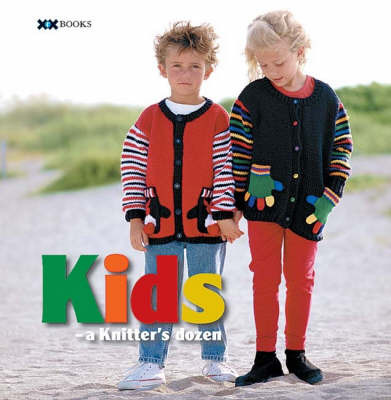 Kids: A Knitter's Dozen by Elaine Rowley image