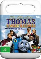 Thomas & Friends - Thomas And The Magic Railroad on DVD
