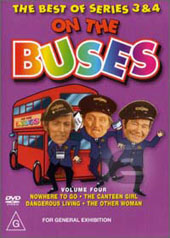 On The Buses - Colour Years; Vol 4 on DVD