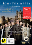 Downton Abbey - Season One DVD