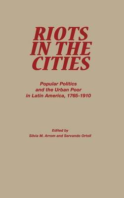 Riots in the Cities image