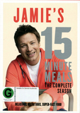 Jamie's 15 Minute Meals - Season 1 Collection DVD