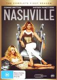 Nashville - The Complete First Season DVD