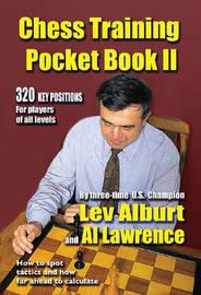 Chess Training Pocket Book II by Lev Alburt