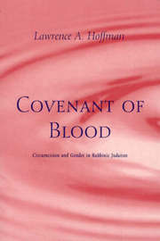 Covenant of Blood by Lawrence A Hoffman