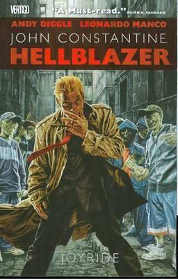Hellblazer Joyride by Andy Diggle