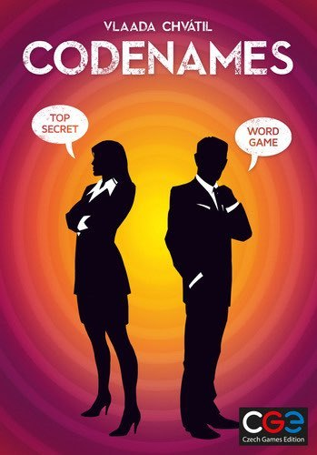 Codenames: Card Game