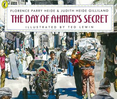 The Day of Ahmed's Secret by Florence Parry Heide image