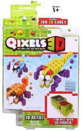 Qixels 3D: Refill Pack - Alien Strikers
